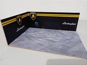 Diorama Lamborghini - 1/43 - MDF