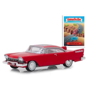 1957 Plymouth Belvedere - Garbage Pail Kids 1