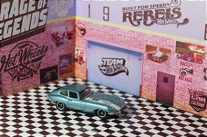 Jaguar E-type Coupe - Matchbox