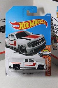 Chevy Silverado - Art Cars - Branca
