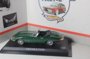 Jaguar E-Type - Sucata