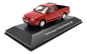 Volkswagen Nº08 Saveiro 1998 Vermelho 1:43