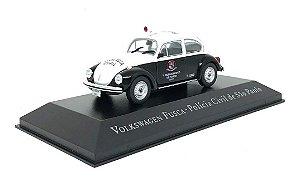 Volkswagen Fusca Polícia Civil De São Paulo - 1/43