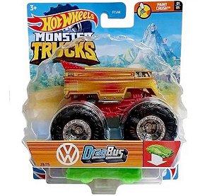 Kombi Volks - Dragbus - Monster Trucks 1:64