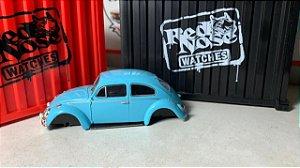 VW Fusca - 1/43 - CIB - Sucata