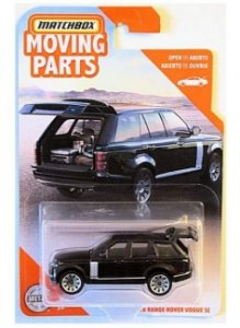2018 Range Rover Vogue Se Moving Parts - 1/64
