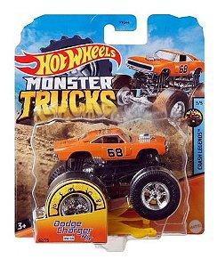 Monster Trucks Dodge Charger #62 - Gjf48