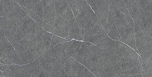 Porcelanato Marmi Grafite Lux P60515 62X120 cm