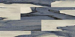 Porcelanato Pier Blue Mix Polido-50x100 cm