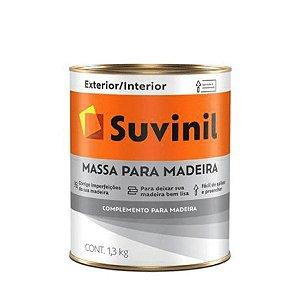 Suvinil Massa a Oleo para Madeira 1,3 kg