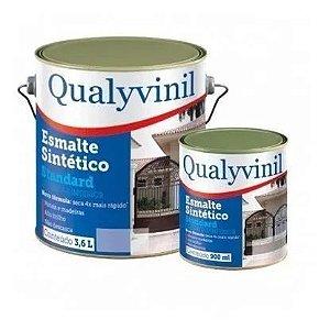 Qualyvinil Esmalte Sintético Brilhante  Gelo 3.6 LT