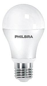 Lâmpada Led Bulbo 12w E-27 Bivolt - Philbra