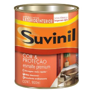 Suvinil Esmalte Fosco Cor e Proteção 3,6 litros
