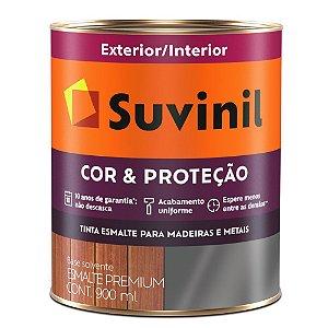 Tinta Esmalte Cor e Proteção Brilho 3,2L - Suvinil