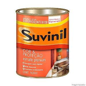 Tinta Esmalte Brilhante Cor e Proteção Suvinil  900 ml