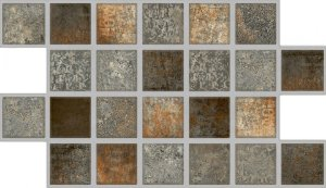 Revestimento IRON 31x54 cm - Savane