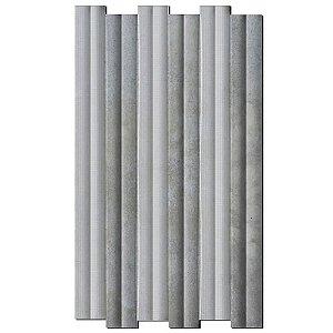 Revestimento Savane design List Cinza 31x54 cm