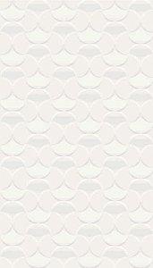 Revestimento R3170 TILIS WHITE 31 x 55 cm -Realce Cerâmica