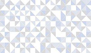 Revestimento New Prisma Blue - HD52437 33 x 57 cm -Embramaco