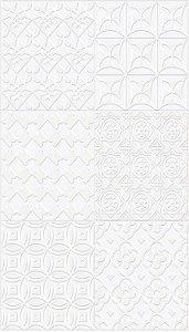 Revestimento R31100 RIALTO 31 x 55 cm -Realce Cerâmica