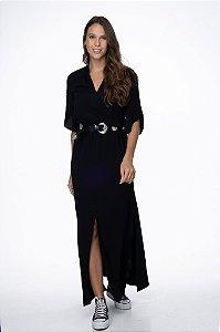 Vestido Teresa Preto