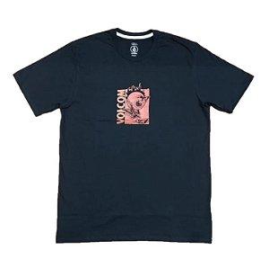 Camiseta Volcom Slim Midfright