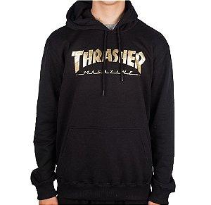 Moletom Thrasher Com Capuz Gold Foil GG