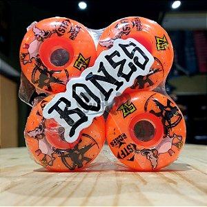 Rodas Para Skate Bones STF 52mm