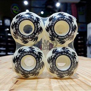Rodas Para Skate Black Label 52mm