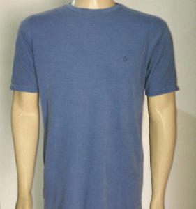 Camiseta Volcom Solid Stone Azul