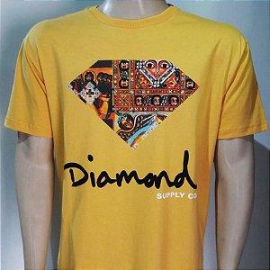 Camiseta Diamond Ethiopian Tee Gold