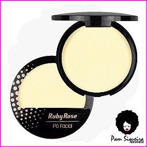 Pó Facial PC24 - Ruby Rose