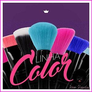 Pincel Profissional Linha Color - Macrilan