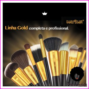 Pincel Profissional Linha Gold - Macrilan