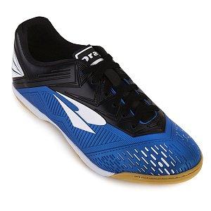 Tênis Futsal Dray Azul/Branco