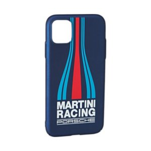 Capa de plástico para iPhone 11, MARTINI RACING