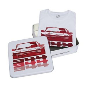 Camiseta de colecionador unissex, Porsche 944