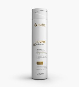 Shampoo Reparador Reviva 3 minutos 280ml