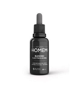 Blended Óleo para Barba e Cabelo Hydra Homem 30 mL