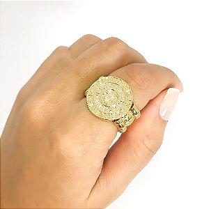 Anel de silicone Medalha
