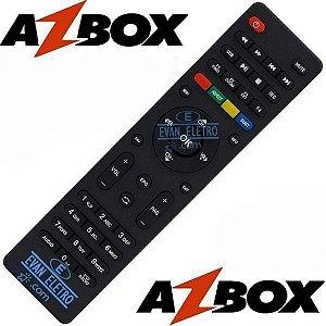 Controle remoto pata receptor Azbox SKY-7478 Atacado