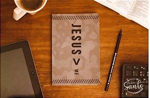 Caderno Jesus>Me