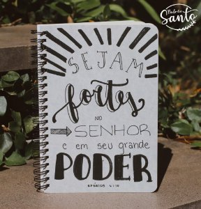 Caderno Fortes Wire-O