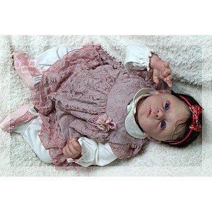Bebê Reborn Valentinah *RARO*