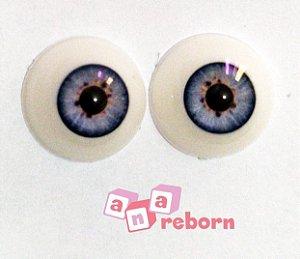 Olhos Azul Claro 16 MM *importado* sc01