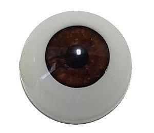 Olhos Castanho 24 MM *importado* Md10