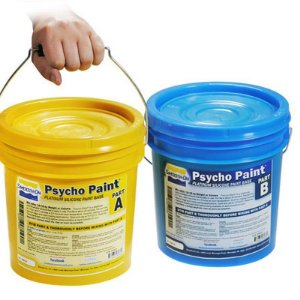 Psycho Paint - Base de Tinta de Platina de Silicone total 30gr *Smooth-On*