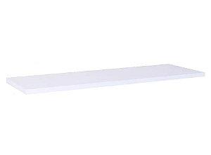 Kit 1 Prateleira Mdf Branco Suporte Invisível L=60 P=15 Branco TX