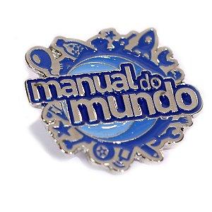 PIN MANUAL DO MUNDO