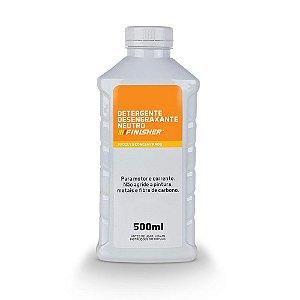 Detergente Desengraxante Finisher  Limpeza de Motores 500ml